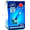 Лампа H7 Луч SuperWhite синяя 55W