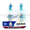 Лампы NARVA H4 60/55W +110% к-т 48061