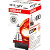 Лампа H11 OSRAM ORIGINAL 55W 64211
