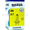 Лампа H7 NARVA 55W