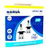 Лампы LED NARVA H4 головной свет к-т Range Perfomance