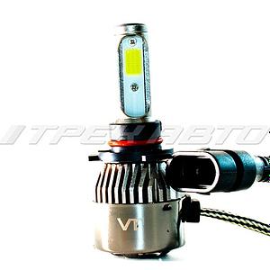 Лампы LED C9 HB3 6000 K 12V-24V к-т головной свет(9005)