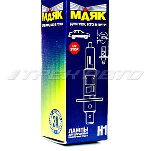 Лампа H1 Маяк 100W