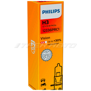 Лампа H3 PHILIPS 55W