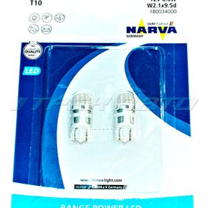 Лампы w5w Филипс диодные LED к-т 11961 6000 К Pro 3000-0.6 W U30CVB