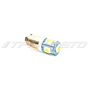 Лампа T4W SMD 5 диодов