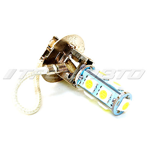 Лампа H3 SMD 9 диодов