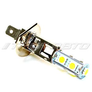 Лампа H1 SMD 9 диодов