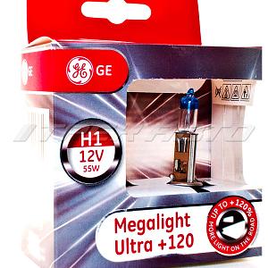 Лампы GE H1 +120%