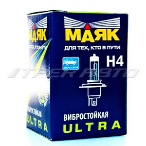 Лампа H4 Маяк 55W