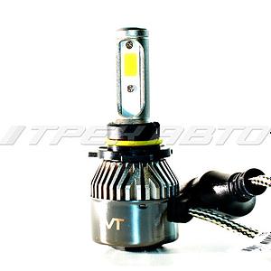 Лампы LED C9 HB4 6000 K головной свет (9006) к-т