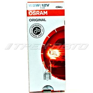 Лампа W5W OSRAM 2825