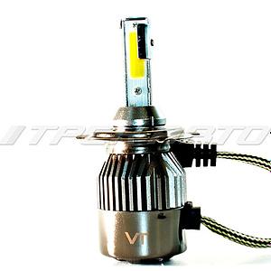 Лампы LED C9 H4 4300 К 12V-24V к-т головной свет