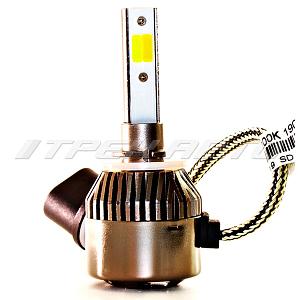 Лампы LED H27 3Режима всепогодные 3000К+6000К