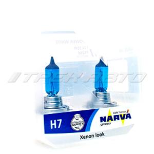 Лампы NARVA H7 55W  к-т RPW 48607