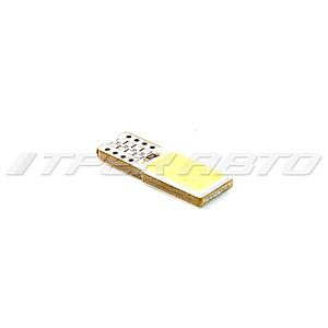Лампа W5W SMD сов 1W 12 чип.