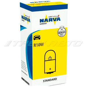 Лампа R10W NARVA