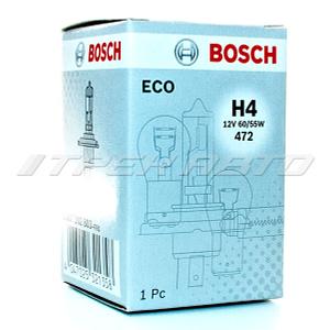 Лампа H4 BOSCH 55W