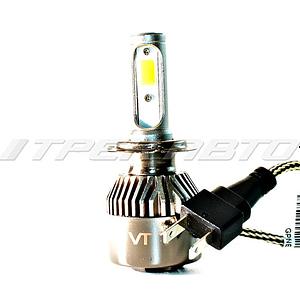 Лампы LED C9 H7 4300 К12V-24V к-т головной свет