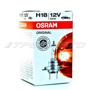 Лампа H18 OSRAM 65W
