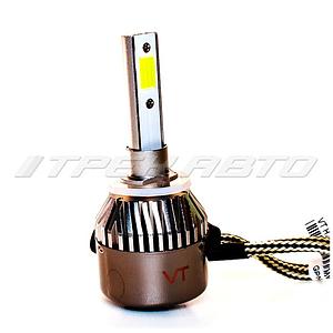 Лампы LED C9 H27 6000 K головной свет к-т