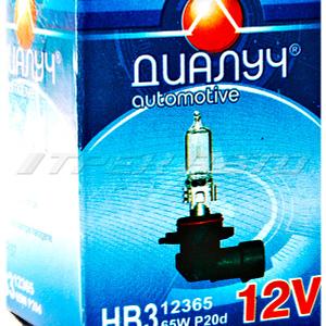 Лампа HB3 Диа Луч 55W