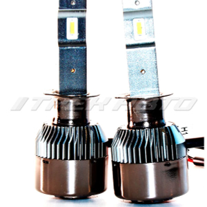 Лампы LED S8 H1 6000K 60W 12V-24V к-т головной свет