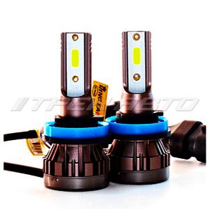 Лампы LED MINI-M2 H11 12V-24V без куллера