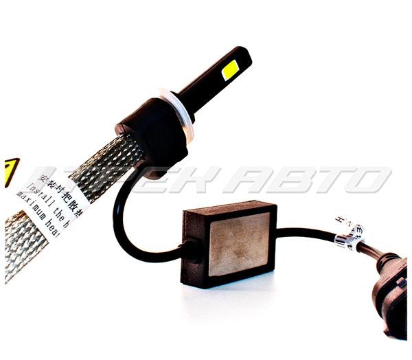 Лампа ксенон H27 SHO-ME ,MATRIX