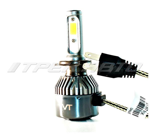 Лампы LED C9 H7 6000 K 12V-24V к-т головной свет