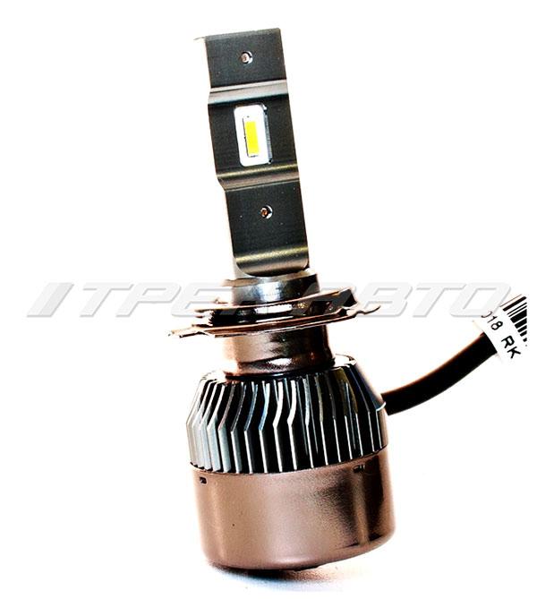 Лампы LED S8 H7 6000K 60W 12V-24V к-т головной свет