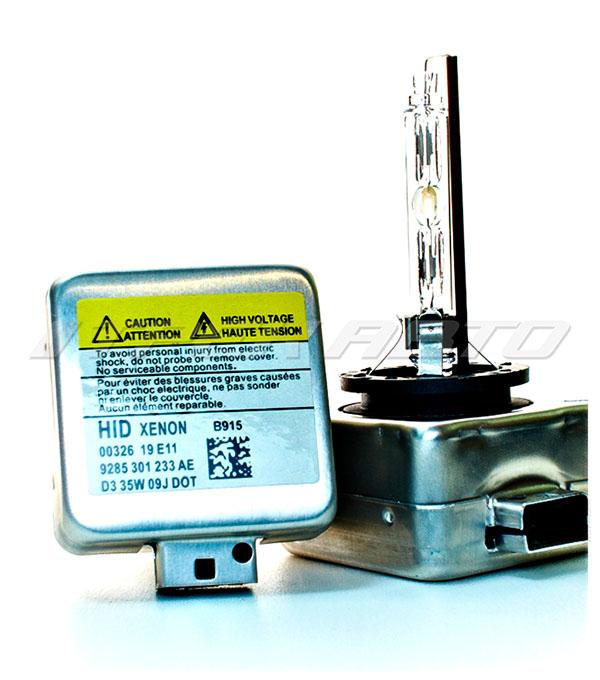 Лампа ксенон D3S  MATRIX